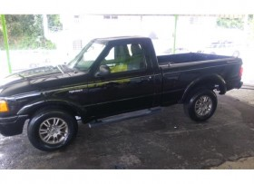 Ford Ranger 2005 Automatica