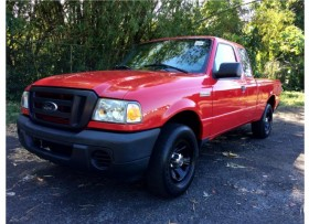 Ford Ranger 2010 Solo 30mil millas