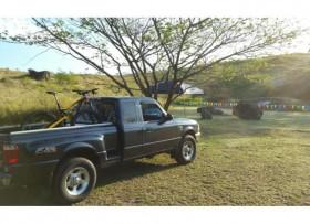 Ford Ranger cab 12 1999 4x4 6cil 5300
