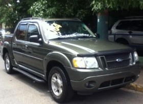 Ford Sport Trac Limited 2004