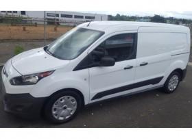 Ford Transit Caja Larga LWB White Color