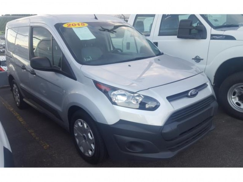 Ford Transit Connect -Silver Color
