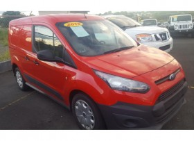 Ford Transit Connect Roja