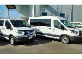 Ford Transit Pasajeros 2016
