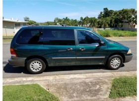 Ford Windstar 2001
