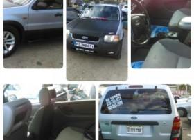Ford escape v6 2003