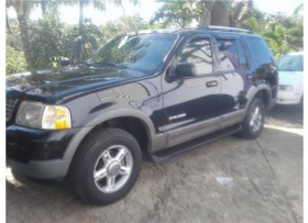 Ford explorer 20023000