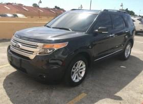 Ford explorer 2011 xlt