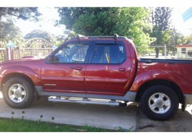 Ford explorer pick up sport trac 2001