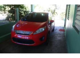 Ford fiesta aut2012