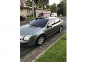 Ford fusion 2006 3800