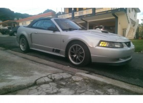 Ford mustang GTsuper charge del 1999