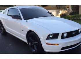 Ford mustang Gt 2005 12000