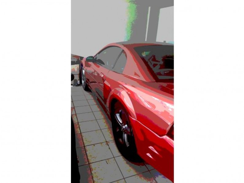 Ford mustang gt 02′ 73k aut