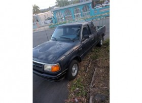 Ford ranger 1995 cabina y media 2000