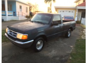 Ford ranger 1997 std 4 cil