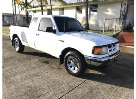 Ford ranger std nítida