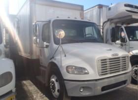 Freightliner 2007 -33k GVW -Company Truck