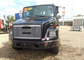 Freightliner Camion 2001