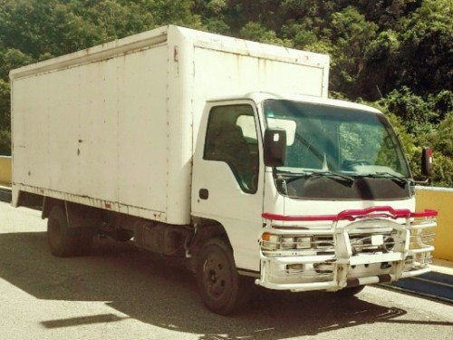 Furgon Isuzu NQR RD$ 596,000