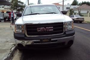 GMC Sierra 2011