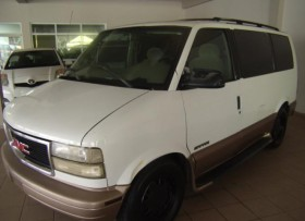 GMC SAFARI 2001 BUTACAS CAPITAN NEW 2595