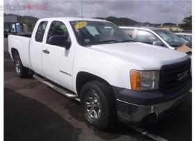GMC SIERRA 1500 CAB12