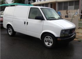 GMC Safari Van V6 Blanca 2005