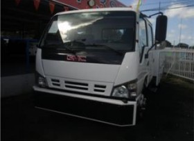 GMC Truck Blanco