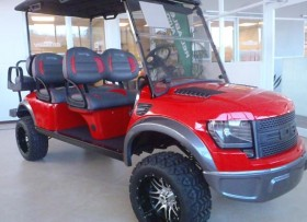 GOLF CARS EZ GO EXCLUSIVO FAJARDO FORD