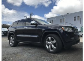 GRAND CHEROKEE LIMITED 4X2 MOTOR HEMI