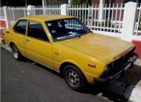 Ganga Toyota Corolla del 78′