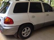 Geepeta Hyundai 2002 4x4 En Santiago