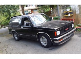 Gmc jimmy 1989 motor 350