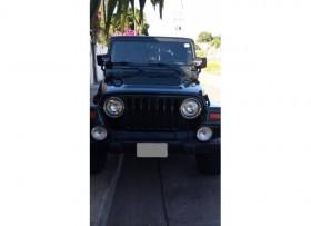 Gran Oportunidad Jeep Wrangler 98
