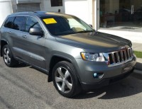 Grand Cherokee Limited 2011