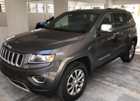 Grand Cherokee Limited 4x4 2014