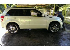 Grand vitara 2007 full labels 5500