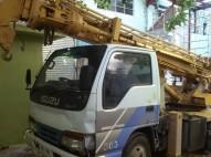 Grua ISUZU 3 toneladas
