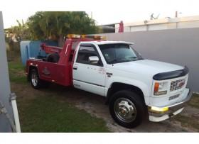 Grua Gmc hidraulica diesel 93