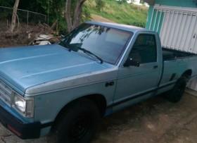 Guagua Pick-up S-10