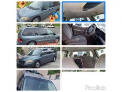 Guagua familiar Ford Windstar 99