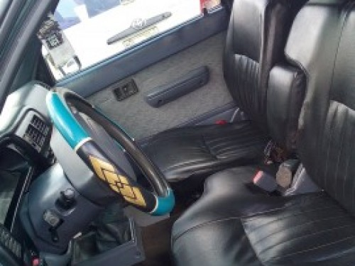 HERMOSA!! TOYOTA Tacoma USA Cab 1/2 00 mec aros aire