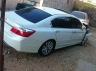 HONDA ACCORD 2013 el full sport salvamento