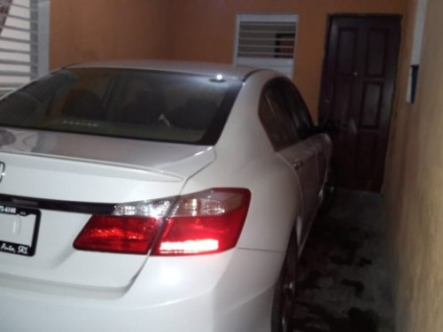 HONDA ACCORD V6 2013