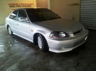 HONDA CIVIC 1999 GRIS