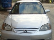 HONDA CIVIC 2001 VERSION AMERICANA