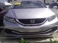 HONDA CIVIC 2013 EX
