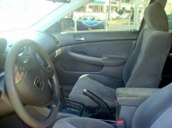 HONDA accord gris oscuro 2004 en pana4 cilindrosoferta 319000