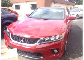 HONDA ACCORD 2014 COUPE IMPORTADO